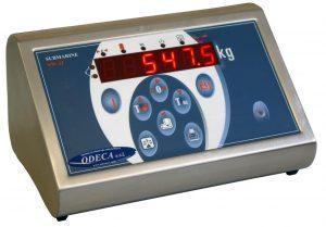 Indicatori di peso elettronici